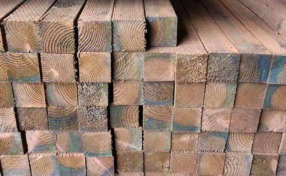 Fencing Resale Lumber Products