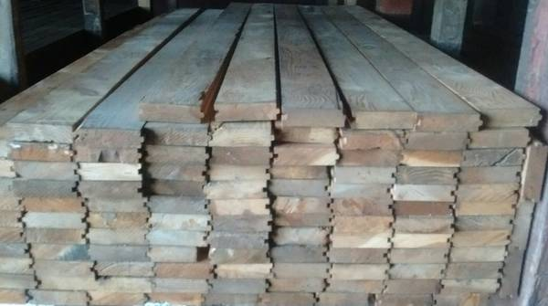 Tongue And Groove 2x6x8 02 Resale Lumber Products