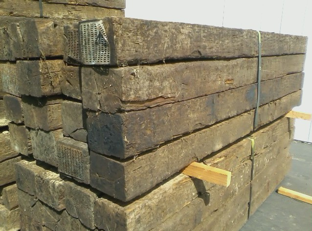 Railroad Ties – Resale Lumber Products